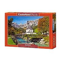 Jigsaw Puzzles - ジグソーパズル 建築風景のパズル-3000個、ティーンエイジャー、大人、子供、楽しい家族の休暇やレジャーの教育玩具に適しています。 kids toys 子供のおもちゃ (Size : 92*68CM)
