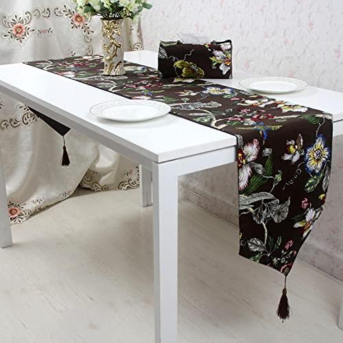 AAPOY Tischläufer 1Pcs Tief Couchtisch Flagge Bett Flagge Tischdecke Picknick Couchtisch Tv Bücherregal Tuch 33 * 300Cm