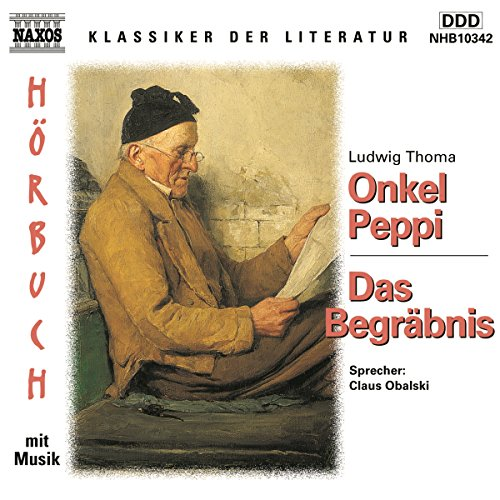 Onkel Peppi - Das Begräbnis cover art