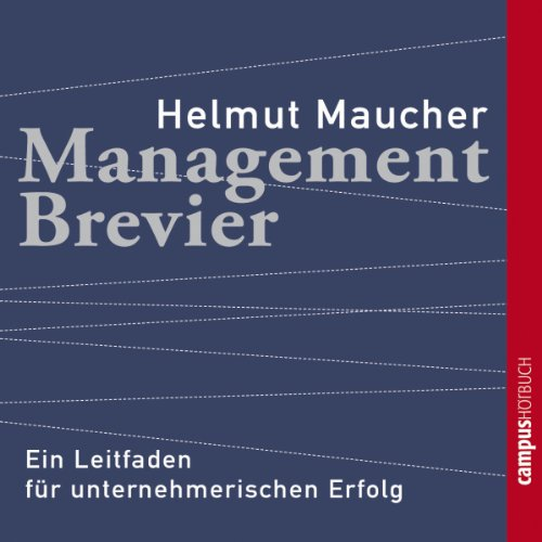 Management-Brevier audiobook cover art