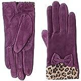 (エヴォログ)Evolg L .for Ladies 液晶タッチ対応手袋 LET 2305 PURPLE Free