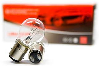 20 x BAY15d Lampe S25 P21/5W Glühbirne LKW Birne BUS 21W 5W 24V