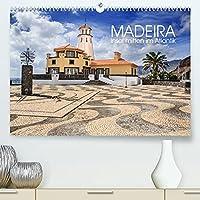 Madeira - Insel mitten im Atlantik (Premium, hochwertiger DIN A2 Wandkalender 2022, Kunstdruck in Hochglanz): Die schoene portugiesische Insel Madeira (Monatskalender, 14 Seiten )