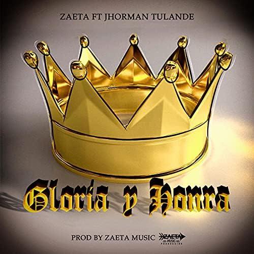 Zaetta feat. Jhorman Tulande