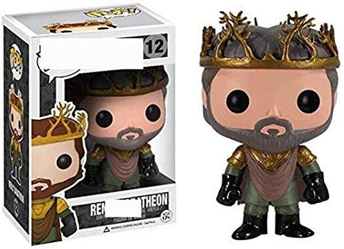 ¡Popular! Renly Baratheon - Muñeca de Juguete Mano de Juguete Modelo de Oficina Adornos-UN