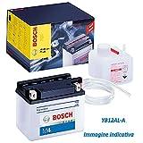 Bosch batería moto 12V 12Ah 120A M4F30
