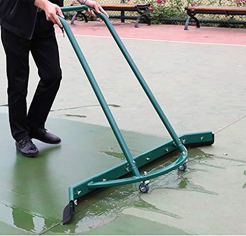 Ruitenwisser Field Cleaning Equipment, Tennisbaan Reiniging Water winkelwagen basketbalveld Aluminium Wiper Outdoor…