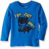 Jumping Beans Toddler Boys 2T-5T Batman Pow Graphic Tee 4T Blue