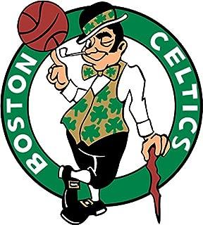 skyhighprint - Boston Celtics NBA Basketball Sport Decor Vinyl Print Sticker 12'' X 13''