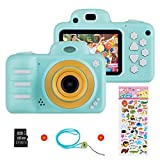 Best Digital Camera For Kids - Kids Digital Camera for Girls Boys, Vannico Rechargeable Review