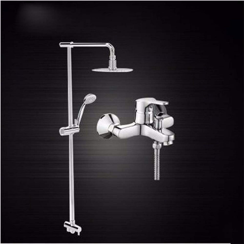 Lvsede Bad Wasserhahn Design Küchenarmatur Niederdruck Warmes Und Kaltes Kupfer Badezimmer An Der Wand Montiert L6610