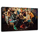 My Mad Fat Diary Canvas Prints Hot TV Stills Poster...