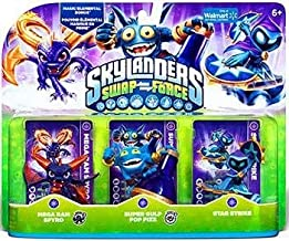 $23 » Skylanders Swap Force Magic Triple Pack - Walmart Exclusive (Universal) (Renewed)