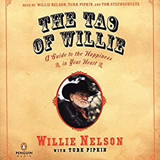 The Tao of Willie audiobook cover art