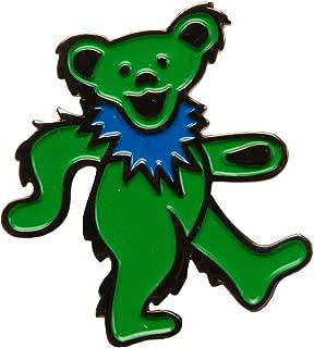 grateful dead bear pin