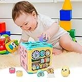 Zoom IMG-1 rabing cubo attivit bambino 6