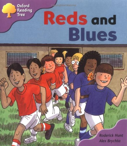 """ORT: Stage 1+: First Sentences: """"Reds and Blues""""の詳細を見る"""