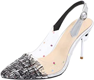 Melady Women Fashion Pumps Stiletto Heels