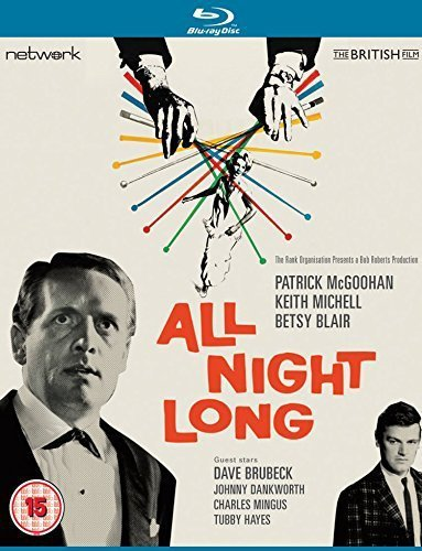 All Night Long [Blu-ray] [UK Import]