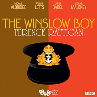 The Winslow Boy (Classic Radio Theatre) cover art