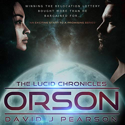 Orson: The Lucid Chronicles cover art