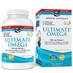 THE BENEFITS OF OMEGA-3 - Omega-3s are fatty acids found in fish oil. These essential fats include EPA (Eicosapentaenoic Acid) and DHA (Docosahexaenoic Acid) and have been shown to support overall wellness, including heart, brain, joint, eye, and moo...