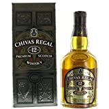 Chivas Regal 12 años whisky escocés de mezcla de 70 cl (Pack de 70 cl)