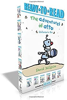 Adventures of Otto Collector's Set: See Otto; See Pip Point; Swing, Otto, Swing!; See Santa Nap; Ride, Otto, Ride!; Go, Ot...
