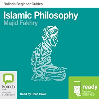 Islamic Philosophy: Bolinda Beginner Guides audiobook cover art