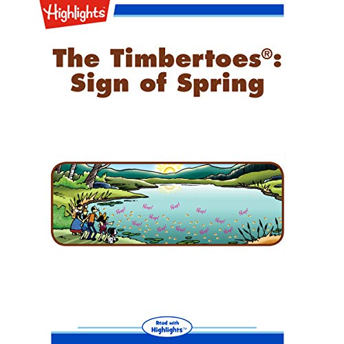 The Timbertoes: Sign of Spring copertina