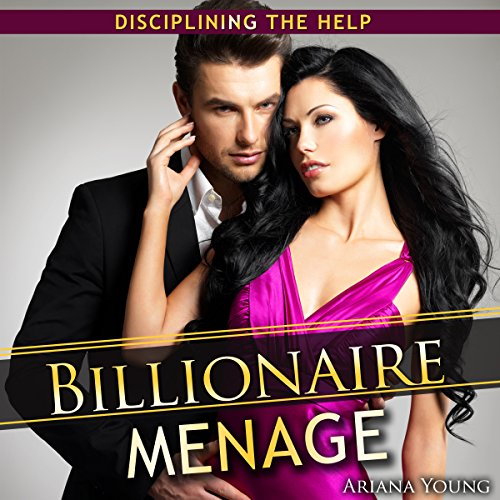 Billionaire Menage  By  cover art