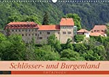 Schlösser- und Burgenland Thüringen (Wandkalender 2021 DIN A3 quer)