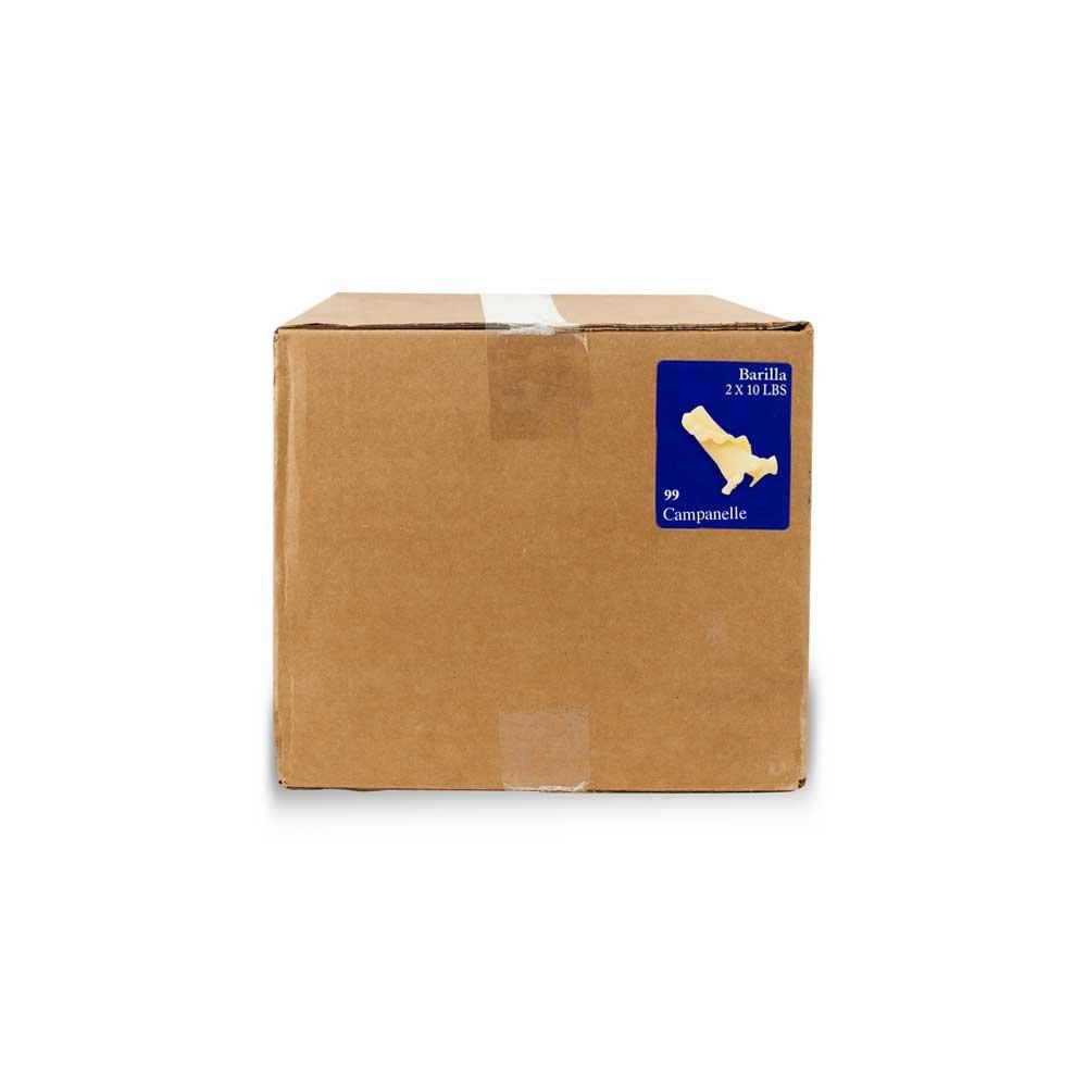 Barilla Campanelle Pasta 160 Ounce 2 case. Outlet sale feature -- per security