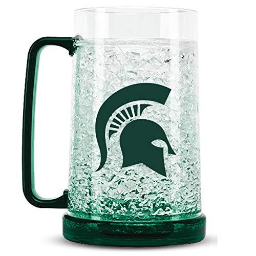 Duck House NCAA Michigan State Spartans 453,6 Gram Cristal congélateur Mug