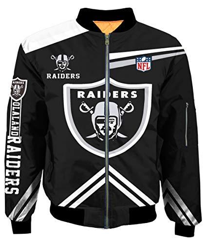 Raiders Bomber Jacket Men