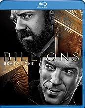 Billions: Season One (4 Blu-Ray) [Edizione: Stati Uniti] [Italia] [Blu-ray]