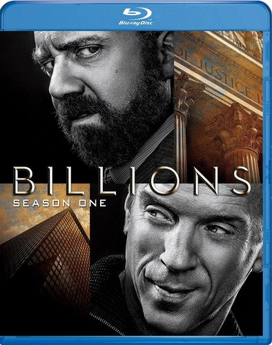 Billions: Season One [Blu-ray] [Import]