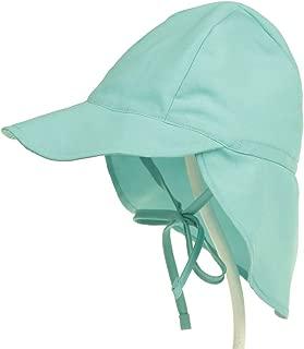Baby Bucket Hat Sun Hat with Brim Kids Cotton Summer Hat Child Beach Hat Baby Crown Sun Cap