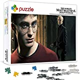 Mini rompecabezas de 1000 piezas para adultos Harry Potter y la cámara de los secretos puzzles para adultos 1000 piezas (75 x 50 cm), juego de rompecabezas