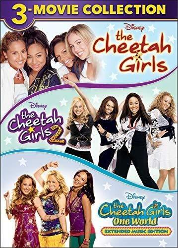 Cheetah Girls: 3-Movie Collection (3 Dvd) [Edizione: Stati Uniti]
