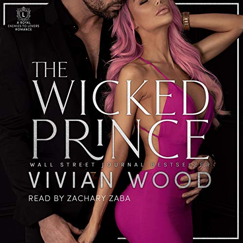 The Wicked Prince Audiobook By Vivian Wood cover art
