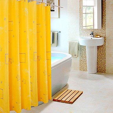 ZYT Salle de bains WC hydrofuge newfangled Location de rideaux de douche