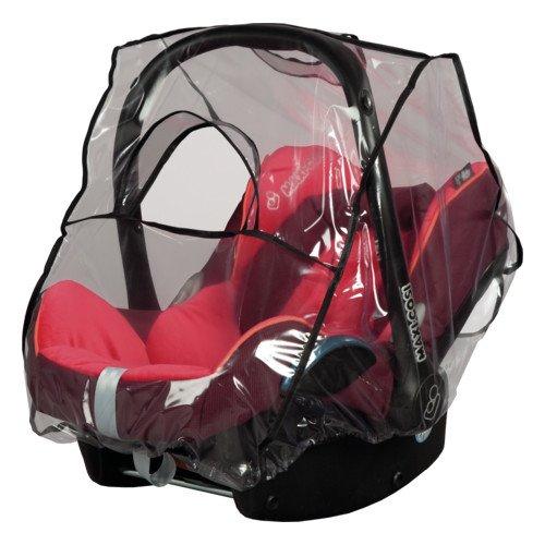 Sunnybaby 10096 Housse de pluie avec fen/être transparente pour landau tandem
