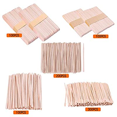 DIAOSnx 800 Pieces Wooden