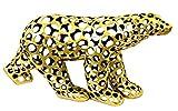 Escultura de Arte Moderno–Oso polar de bronce/Cut Out Style–Firmada Martin...