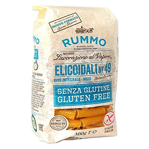 Rummo Elicoidali Gluten Free N.49 - Pacco da 12 x 400 gr
