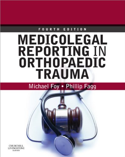 Download Medicolegal Reporting In Orthopaedic Trauma 