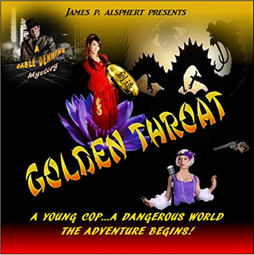 Golden Throat audiobook cover art