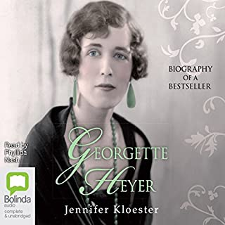 Couverture de Georgette Heyer