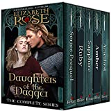 Daughters of the Dagger Boxed Set: (The Complete Series) (Daughters of the Dagger Series)